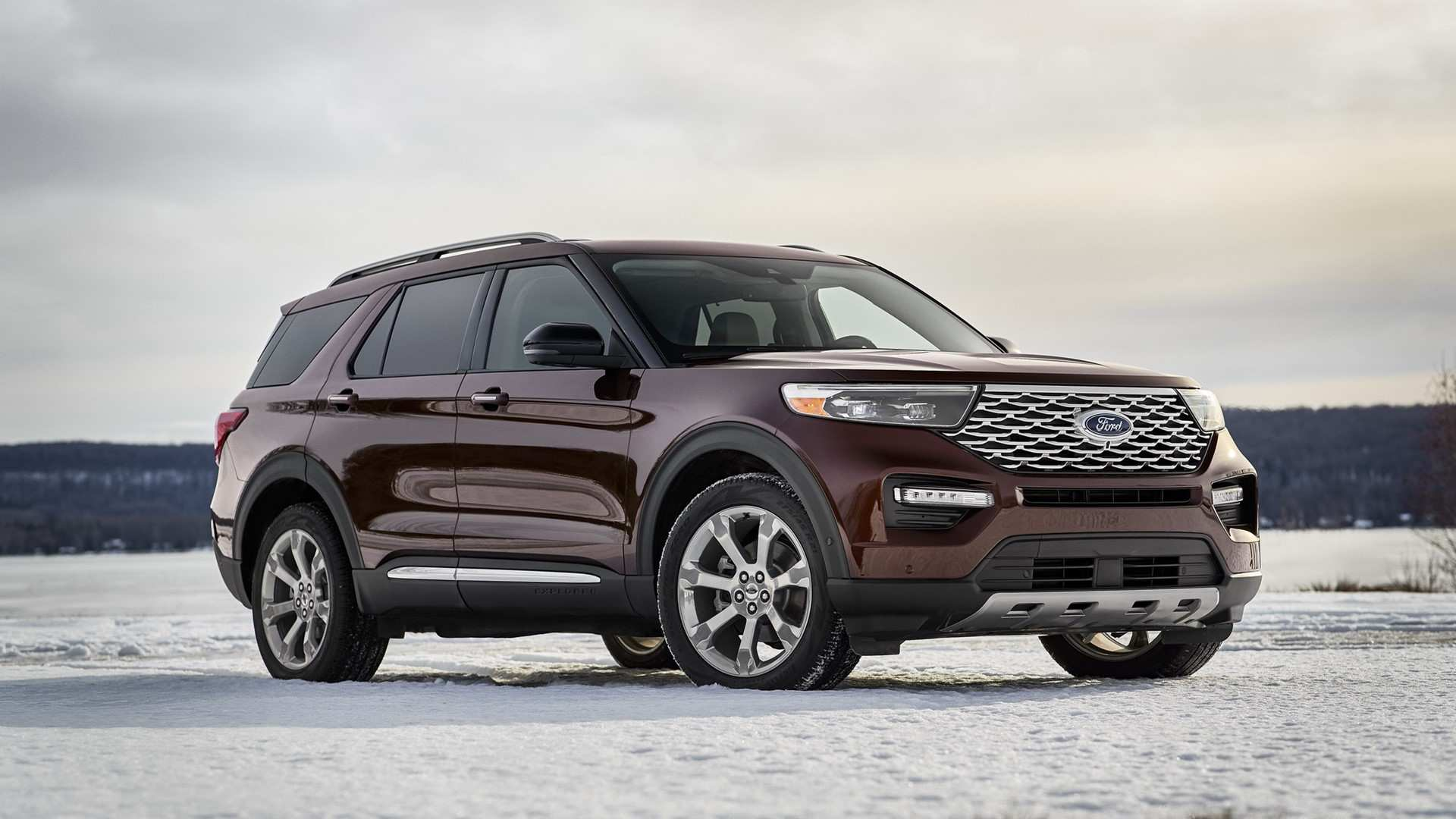 55 All New Ford Suv 2020 Specs