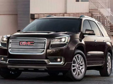 55 New 2020 Gmc Acadia Release Date Spesification