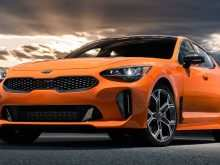 Kia Stinger 2020 Update