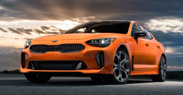 55 New Kia Stinger 2020 Update Images