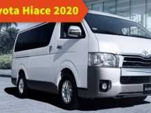 55 The Best Toyota Van 2020 Research New