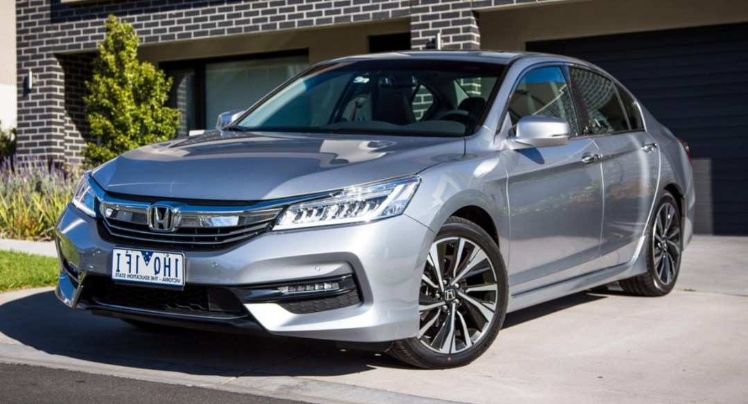 56 A Honda Accord 2020 Changes Release