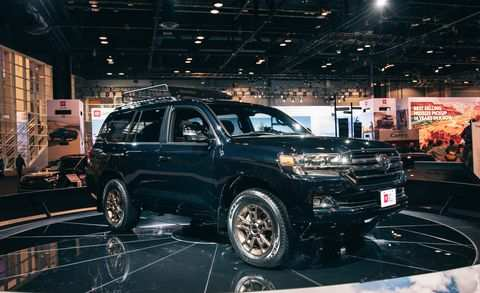 56 The Toyota New Land Cruiser 2020 Configurations