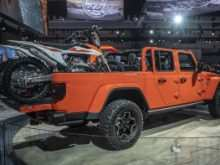 57 A 2020 Jeep Gladiator Overall Length Release Date