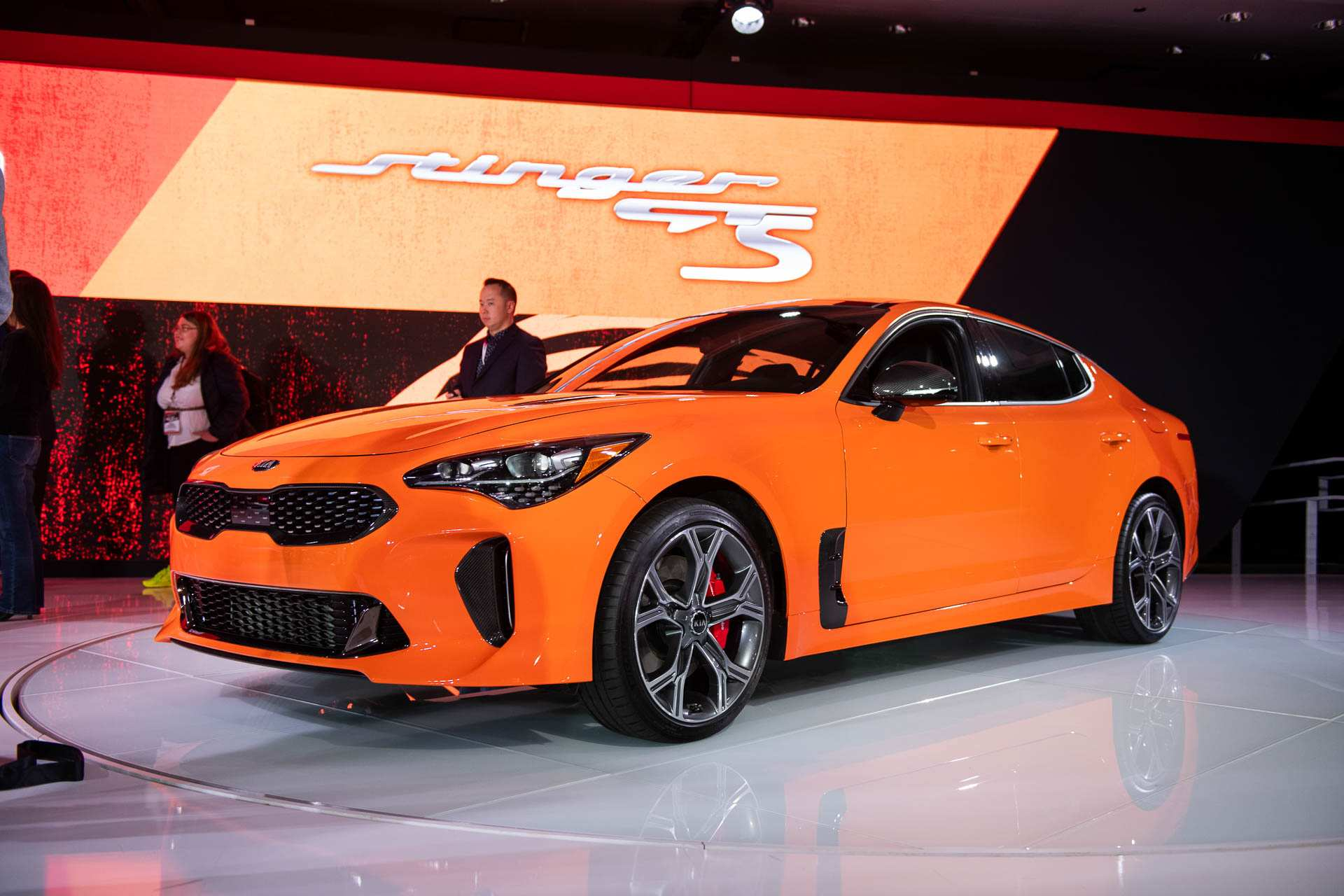 57 A Kia Stinger 2020 Update Price And Release Date