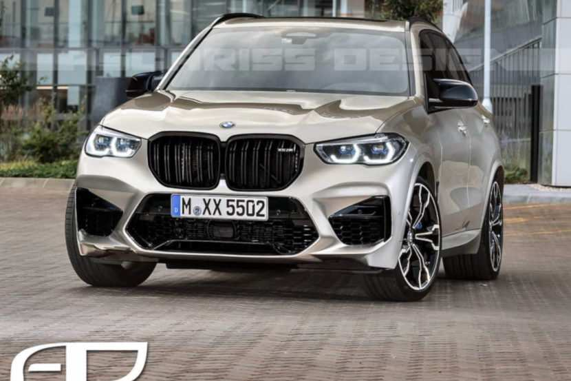57 A New BMW X5 Hybrid 2020 Concept And Review