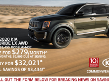 57 New 2020 Kia Telluride Warranty Rumors