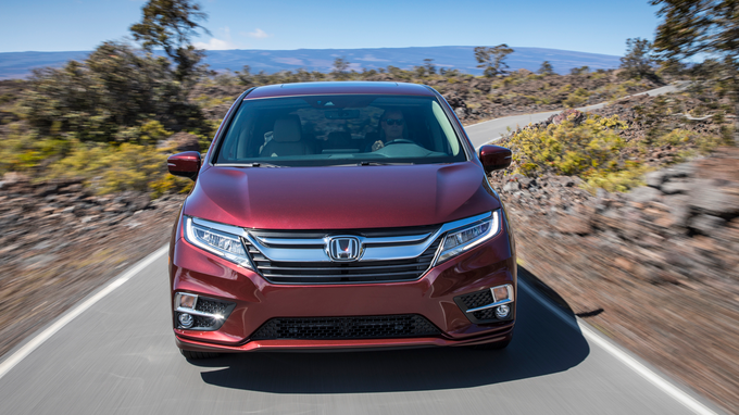 58 A Honda Odyssey 2019 Vs 2020 Price And Release Date