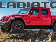 58 All New 2020 Jeep Gladiator Overall Length Price