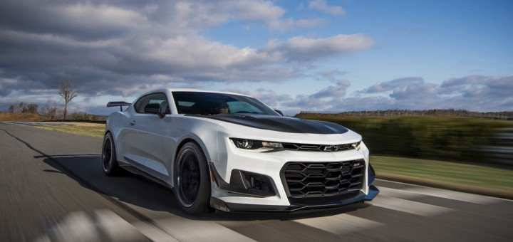 58 Best Chevrolet Camaro 2020 Pictures First Drive