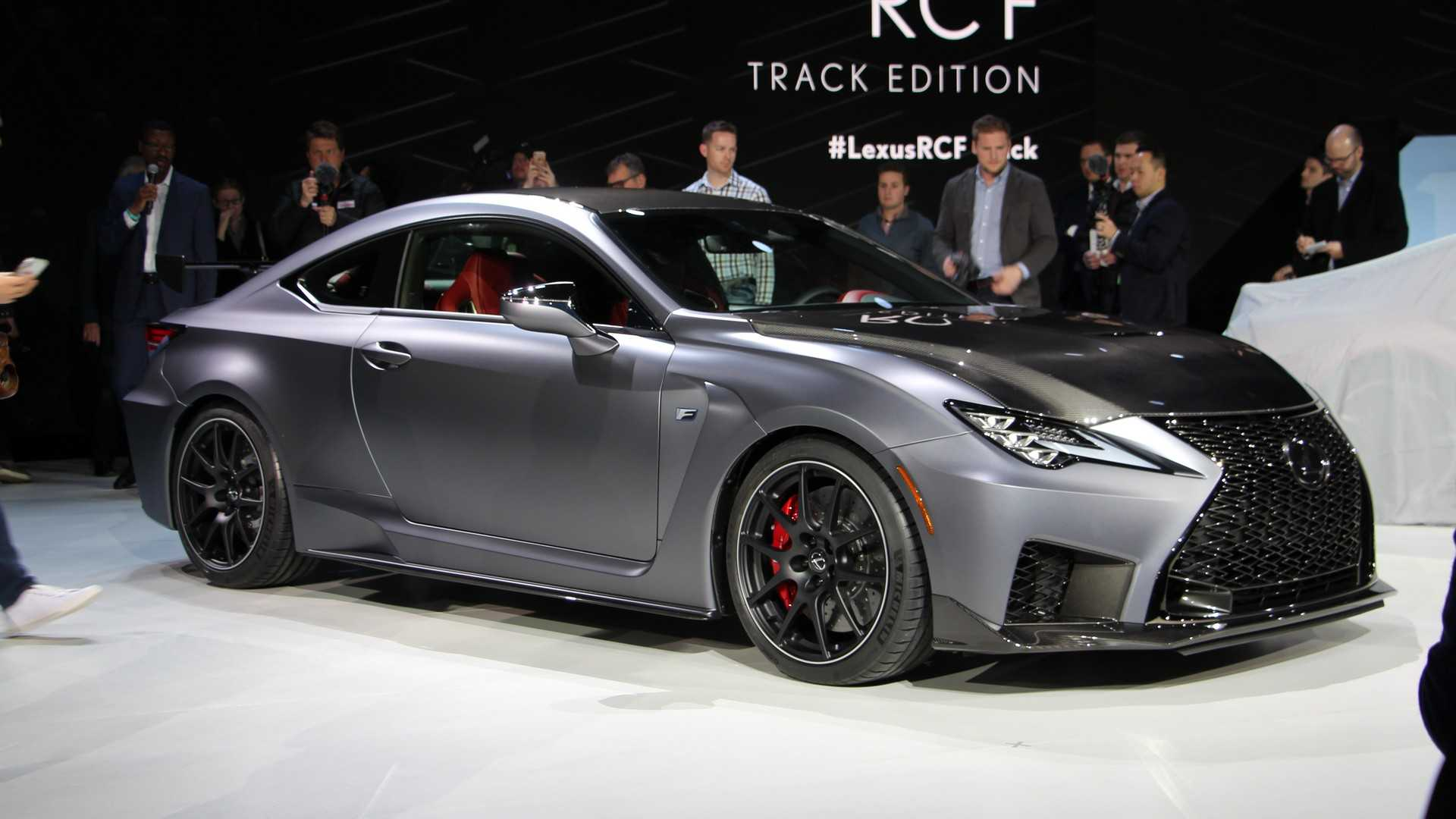 58 New Lexus Rc 2020 Research New