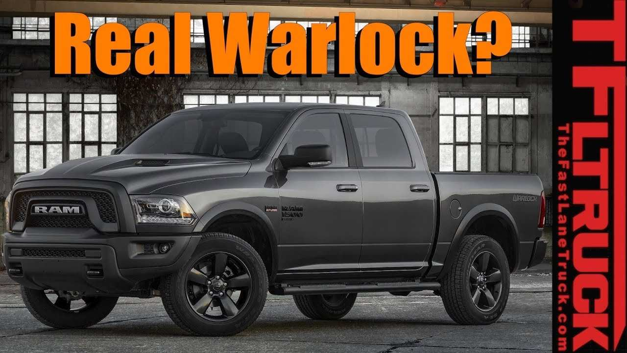 58 The Dodge Warlock 2020 History