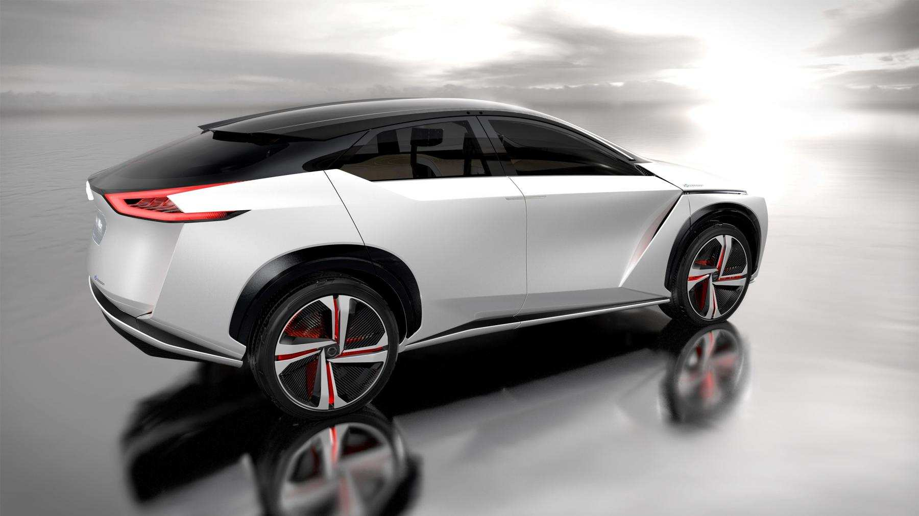 58 The Nissan Leaf Suv 2020 Concept