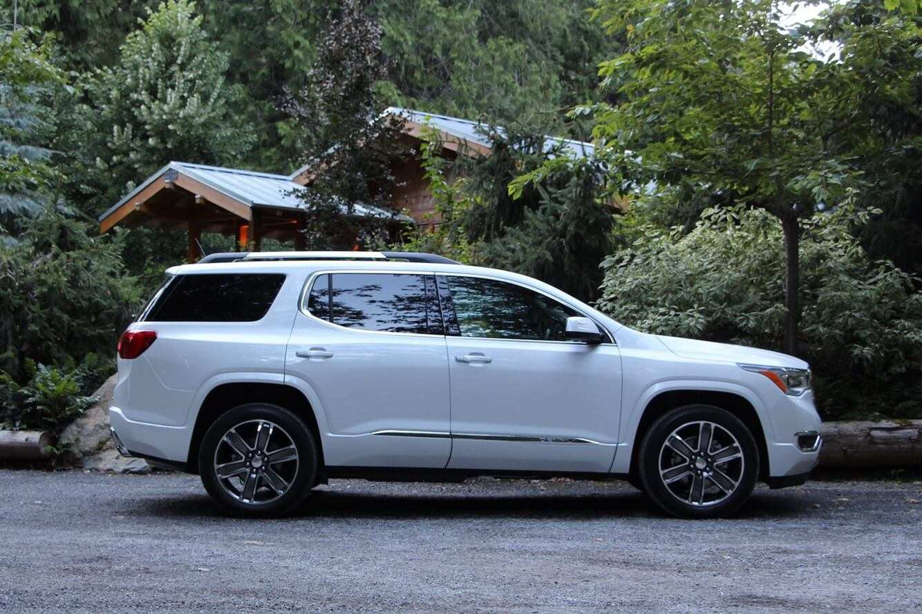 59 A 2020 Gmc Acadia Release Date Wallpaper