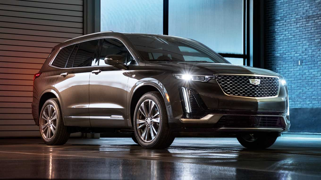 59 All New Cadillac X6 2020 Price And Review