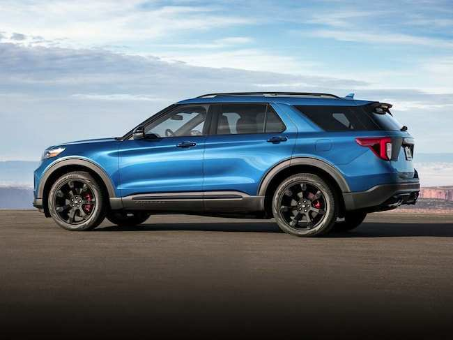 59 New Ford Explorer St 2020 Review