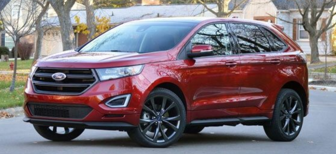 59 The Best Ford Edge 2020 Concept