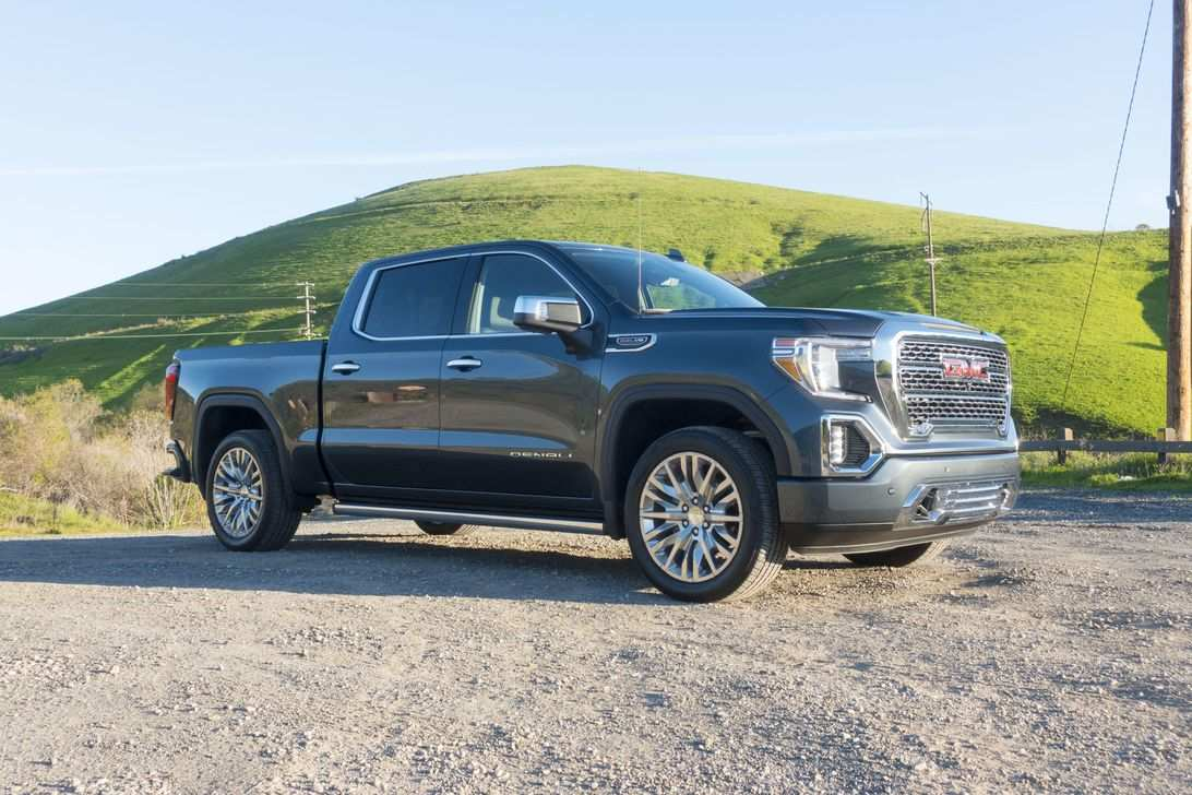 60 A 2020 Gmc Sierra Concept Redesign And Concept