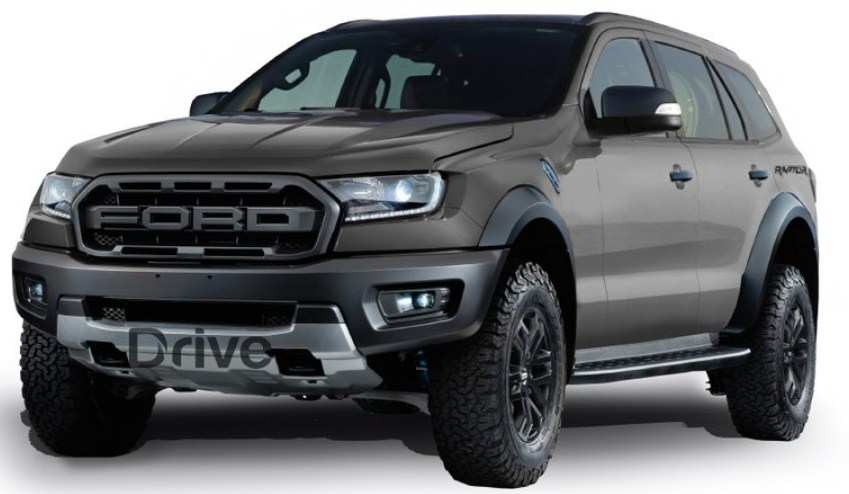 60 New Ford Everest 2020 Price And Review