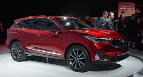 60 The Best 2020 Acura Rdx Release Date Prices