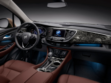 60 The Best 2020 Buick Envision Interior Picture