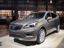 61 All New 2020 Buick Envision Price and Release date