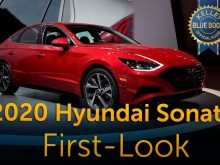 61 New When Is The 2020 Hyundai Sonata Coming Out Release Date and Concept