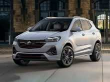 61 The 2020 Buick Envision Images