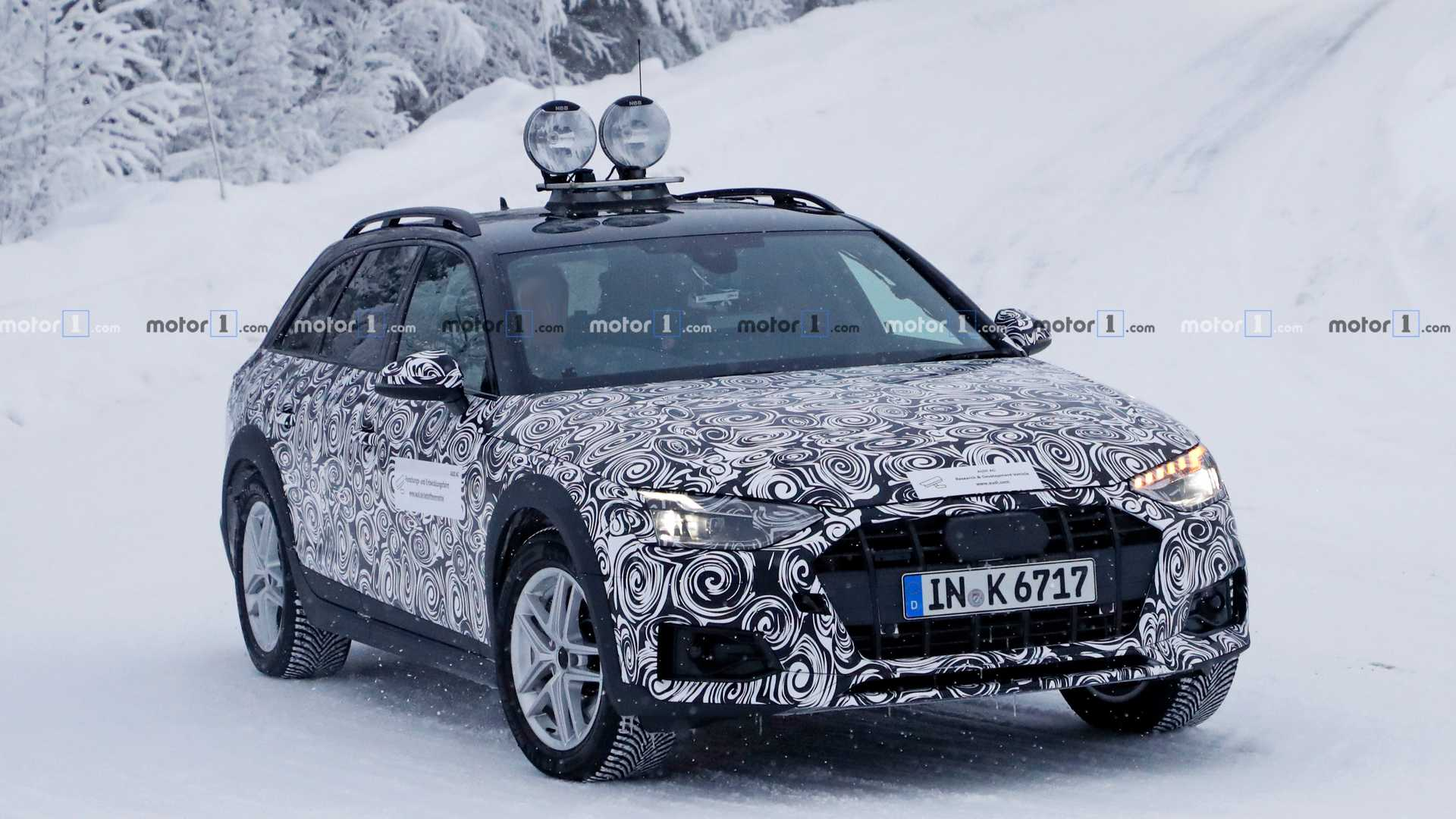 61 The Best Audi A4 Allroad 2020 First Drive