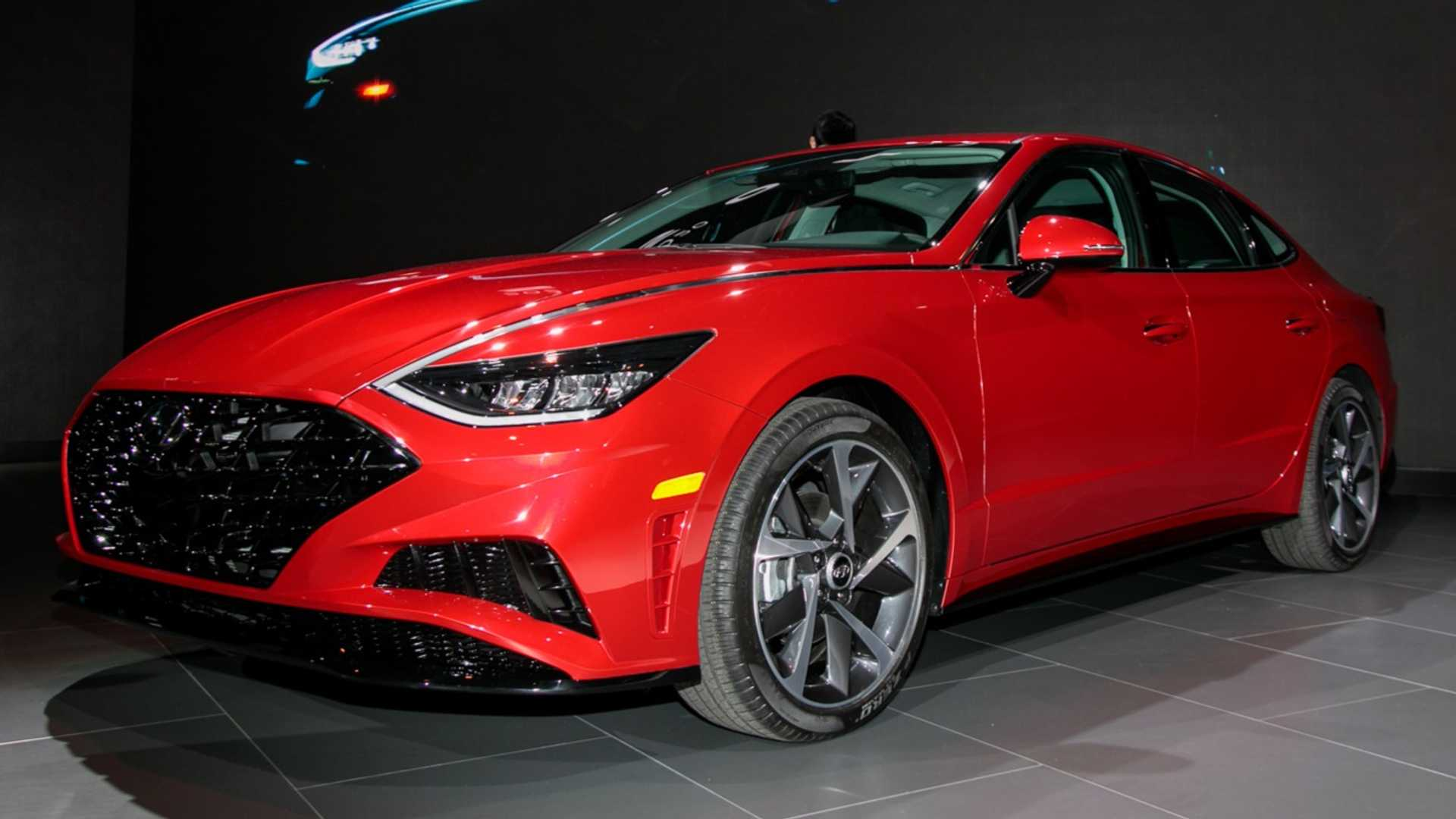 62 A 2020 Hyundai Sonata Engine Options Release Date