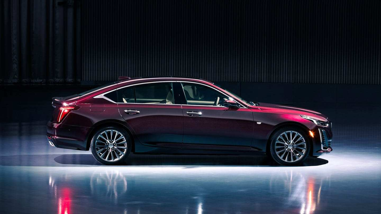 62 A New Cadillac Sedans For 2020 Price And Release Date