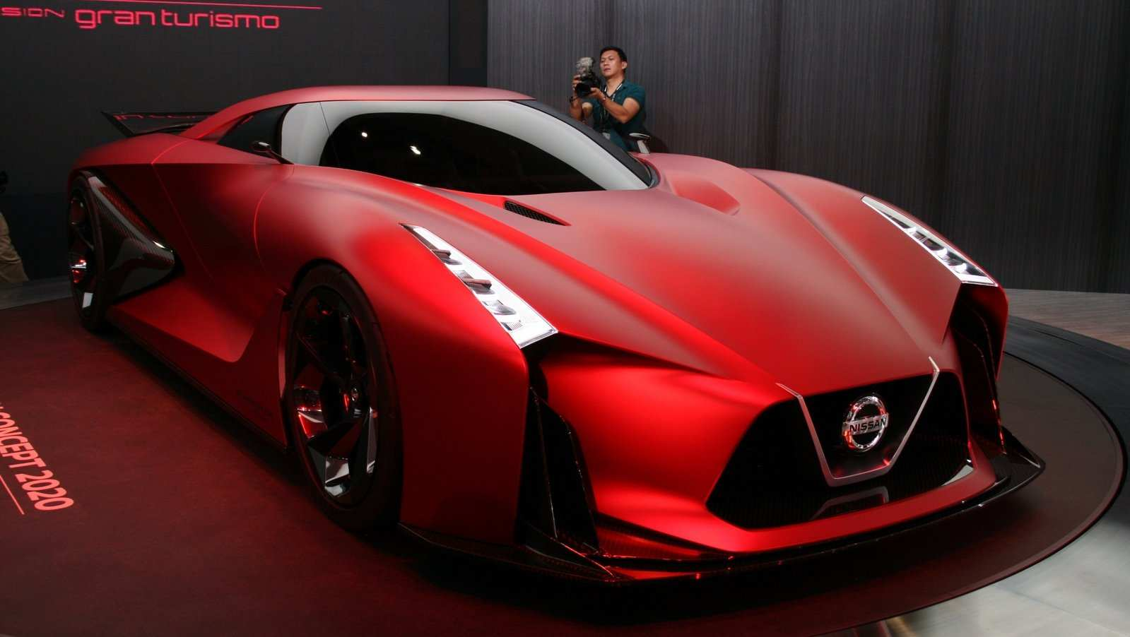 62 All New Nissan Concept 2020 Top Speed Overview