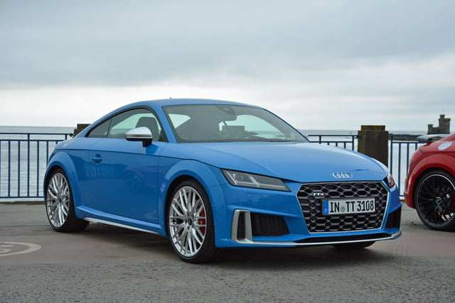 62 New 2019 Audi Tts Performance And New Engine