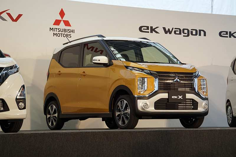 62 New Mitsubishi Ek Wagon 2020 Wallpaper