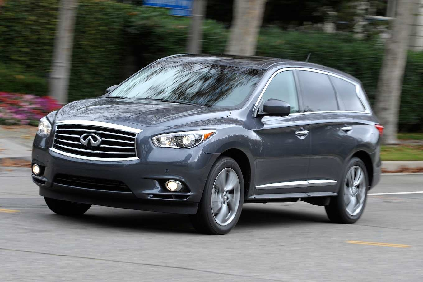 62 The Best 2019 Infiniti Jx 60 History