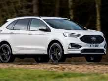 62 The Ford Edge 2020 Wallpaper