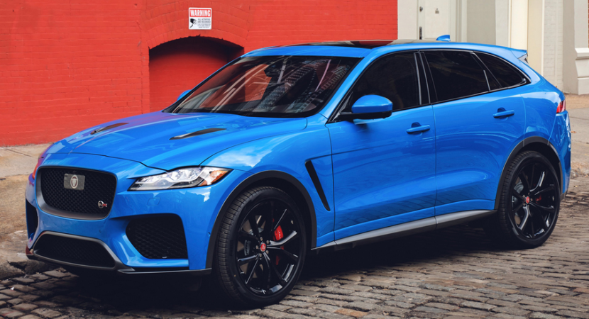 62 The Jaguar F Pace 2020 Model Redesign And Review