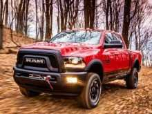 63 A 2020 Dodge Power Wagon Ratings