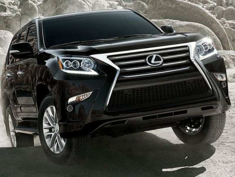 63 A Pictures Of 2020 Lexus Gx 460 Concept