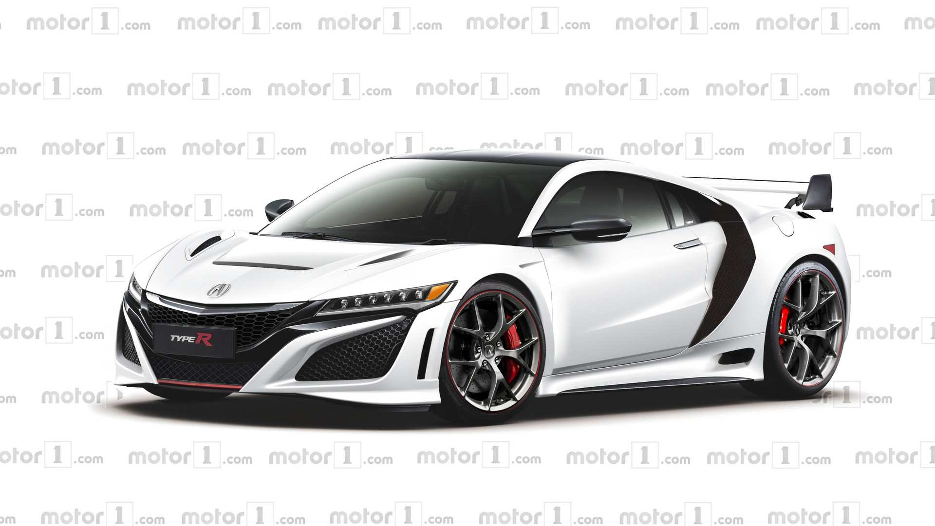 63 All New 2020 Acura Nsx Type R Wallpaper