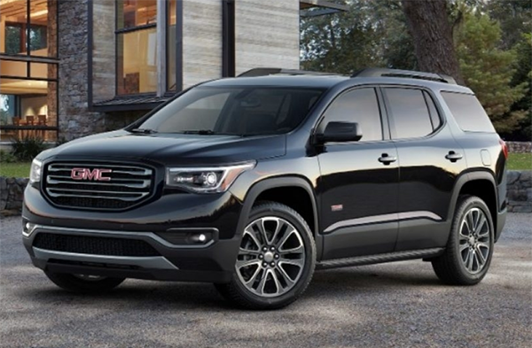 63 All New 2020 Gmc Acadia Release Date Price Design And Review