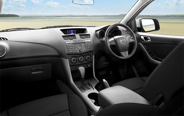 63 The Best Mazda Bt 50 2020 Interior Specs And Review