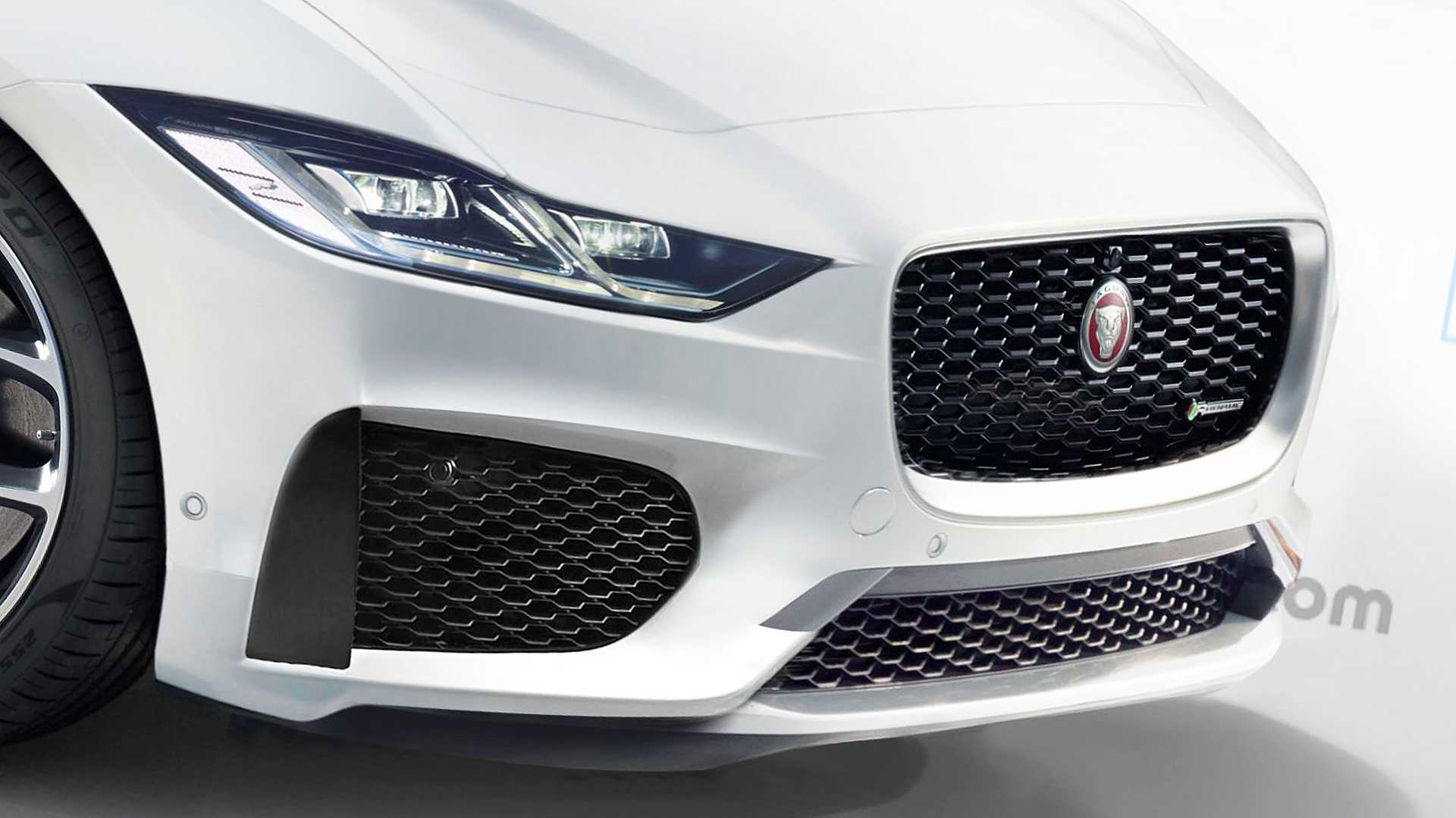64 All New 2020 Jaguar Xj Release Date Exterior and Interior