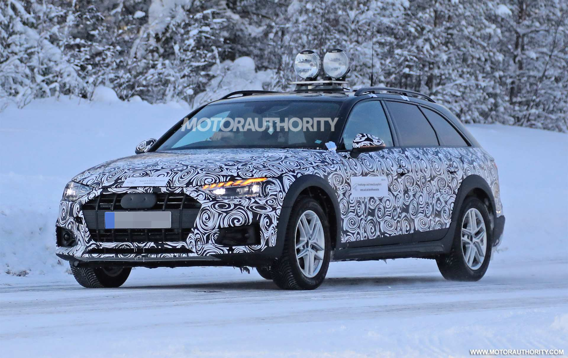 64 The Audi A4 Allroad 2020 Redesign and Concept