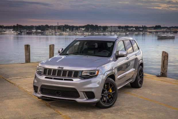 64 The Best Jeep New Grand Cherokee 2020 Exterior and Interior