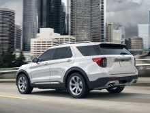 64 The Ford Usa Explorer 2020 Specs and Review