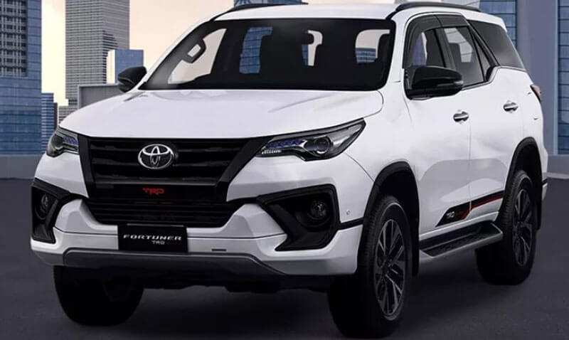 64 The Toyota Fortuner 2020 Model Concept