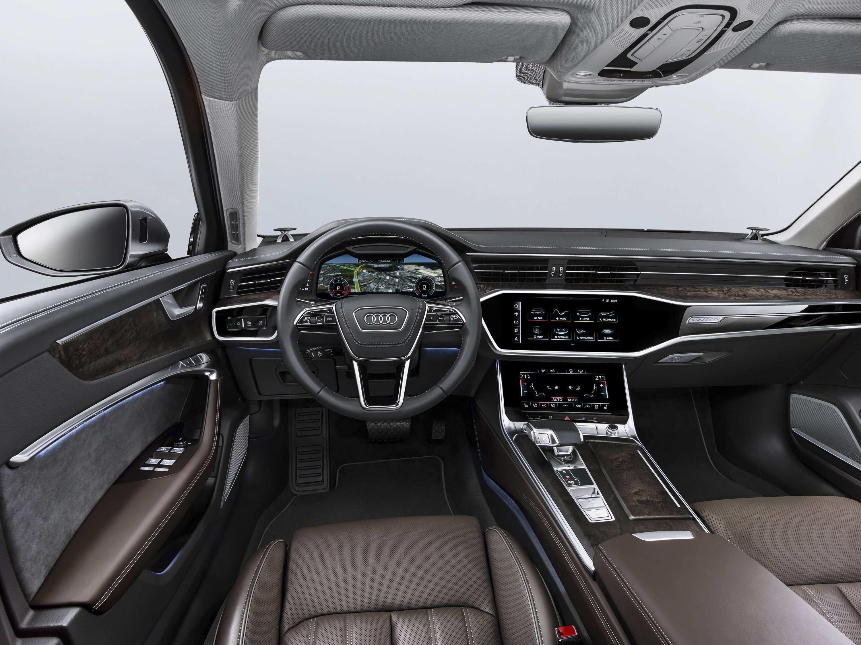 65 A Audi A5 2020 Interior Concept And Review