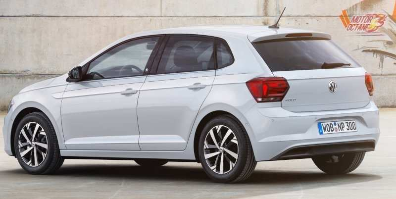 65 A Volkswagen Polo 2020 India Concept And Review