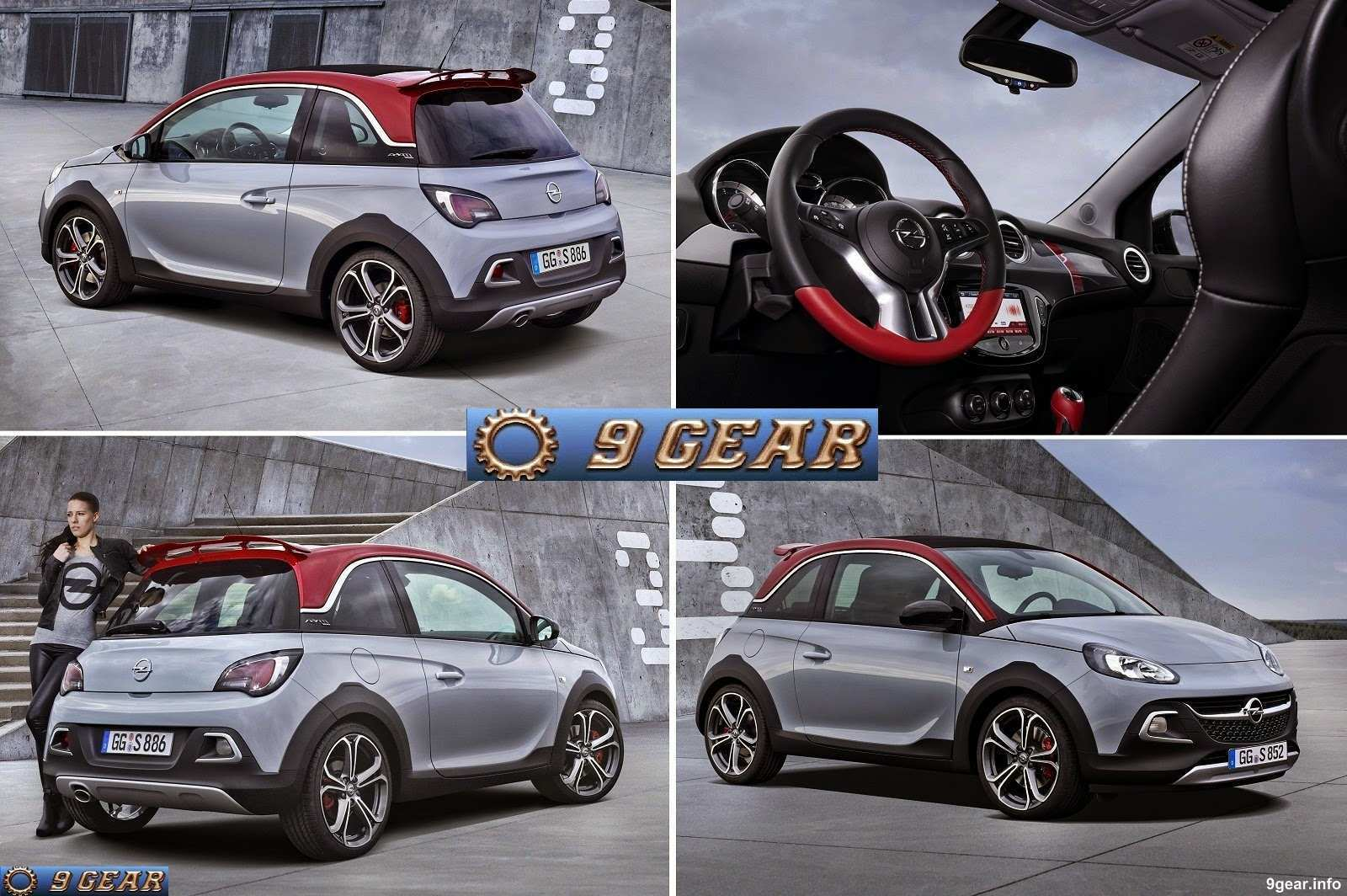 65 All New Opel Adam 2020 Picture